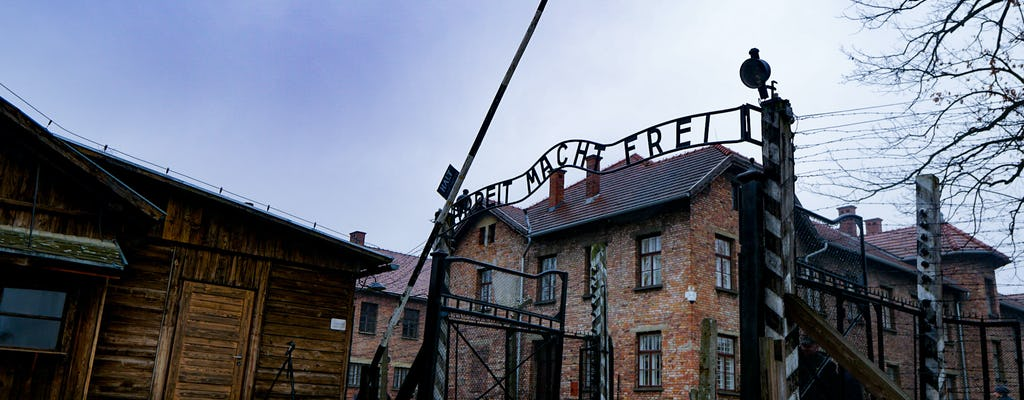 Auschwitz-Birkenau Museum tour from Krakow with private transport