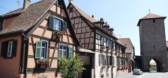 Descoberta do coração da Alsácia de Estrasburgo