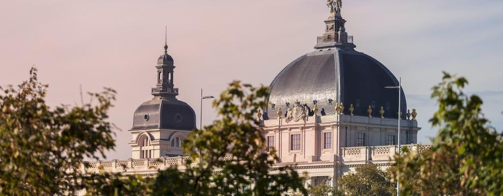 Visite guidée du Grand Hôtel Dieu de Lyon