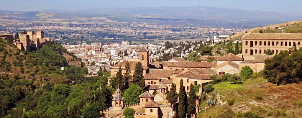 Visita guiada à abadia de Sacromonte em Granada