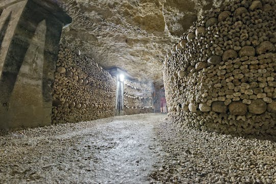VIP Catacombs of Paris restricted access tour