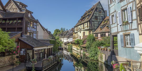 Best of Alsace full-day open-top bus tour from Strasbourg