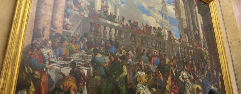 Visita guiada al Museo del Louvre en grupos de 6 personas