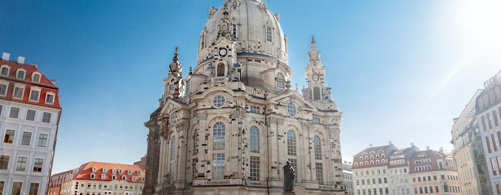 Stadtführung Dresden mit Innenbesichtigung der Frauenkirche und Zwingerrundgang