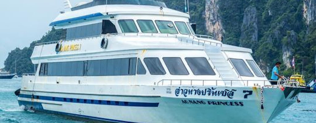 One-way ticket Railay to Koh Phi Phi Don