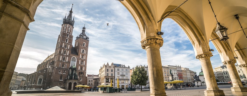 3-day Museum & Attraction Pass in Krakow