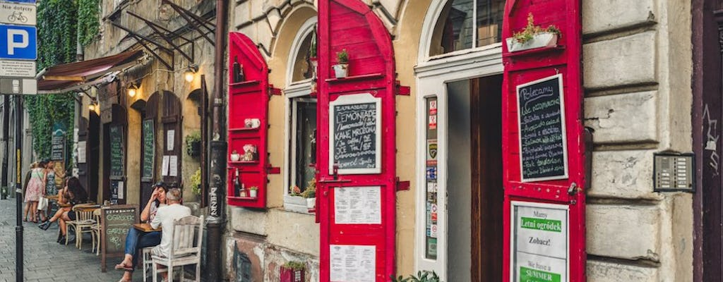 Sabor de Kazimierz Art & Food crawl