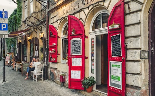 Taste of Kazimierz Art & Food crawl