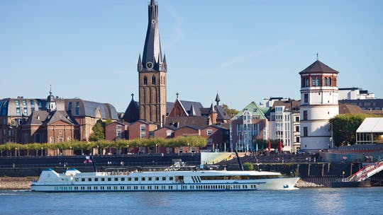 Düsseldorf Altstadt und Altbier