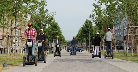 Mannheim Self-balancing scooter tour
