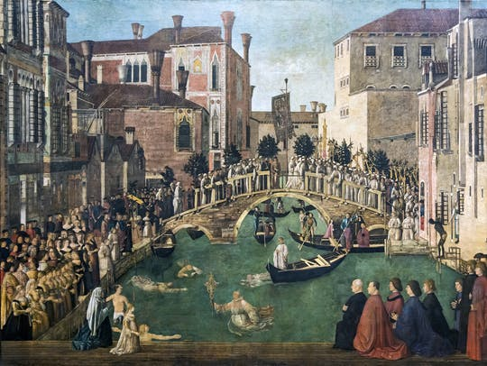 Accademia Gallery of Venice and Sestiere Dorsoduro private tour