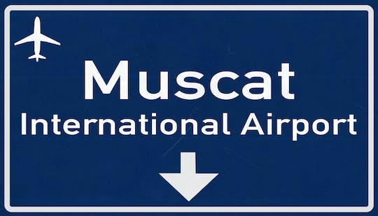 Arrival transfer from Muscat airport