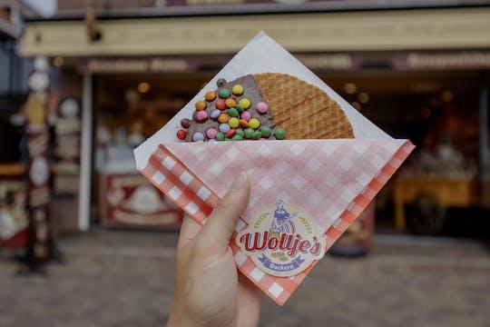Esperienza di Woltjes stroopwafel a Volendam