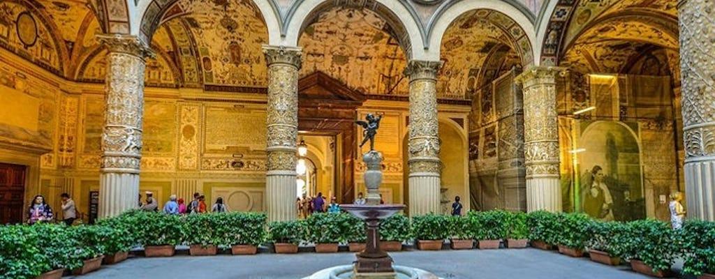Visita guiada al Palazzo Vecchio