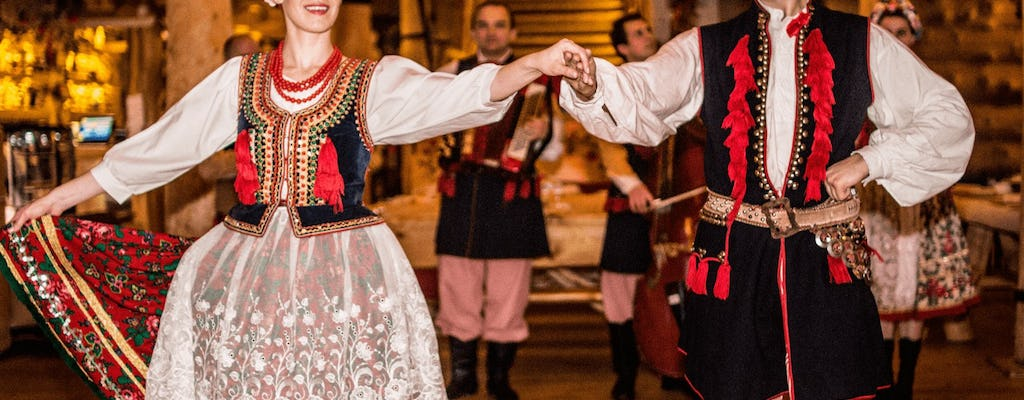 Polish Folk Show and Traditional Dinner