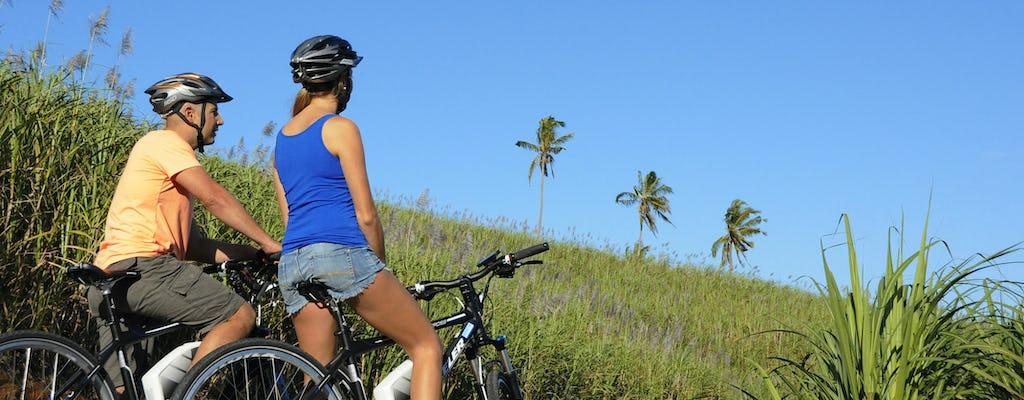 E-bike mauriziana e tour del vino