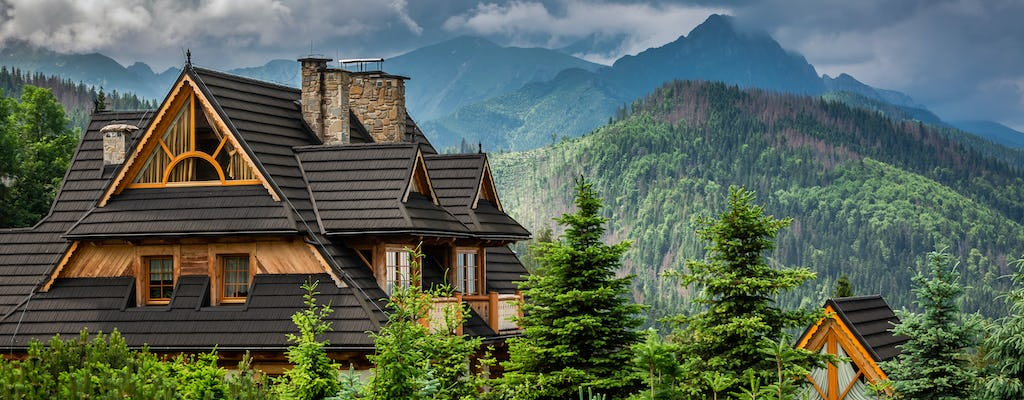 Zakopane and Tatra Mountains with Chocholow Village visit