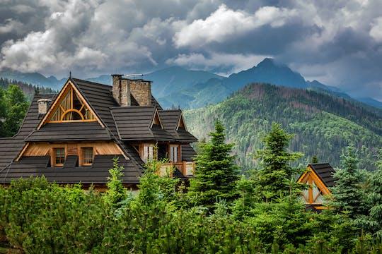 Zakopane e Monti Tatra con visita al villaggio di Chocholow