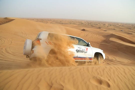 Private morning desert safari from Dubai