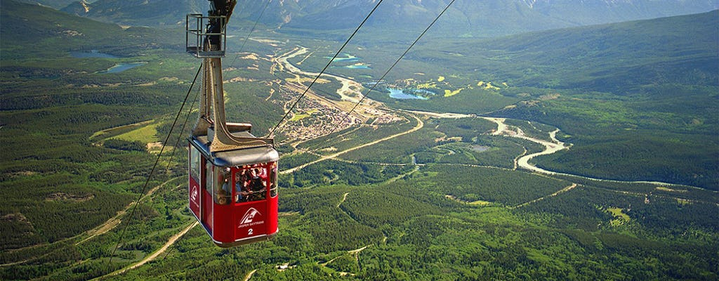 Jasper Skytram tickets with optional shuttle