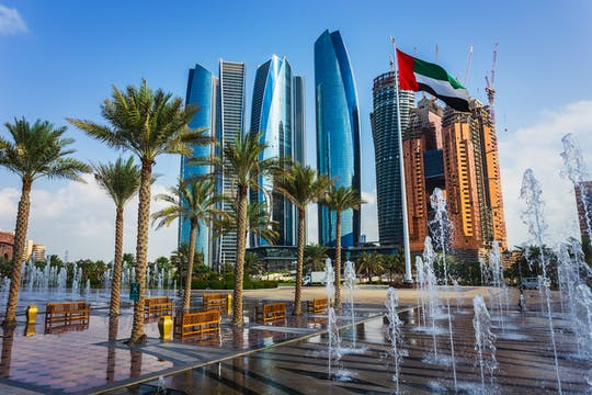 Private full-day Abu Dhabi city tour from Dubai