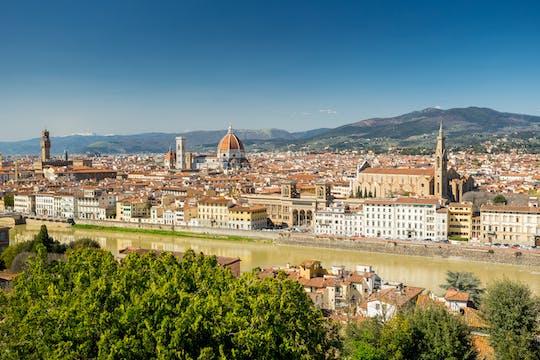 Reis naar Florence vanuit Rome met de hogesnelheidstrein