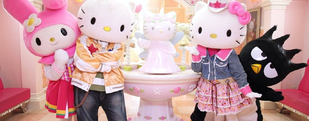 PROMO: Sanrio Hello Kitty Town e Thomas Town con buono pasto MYR 5 GRATUITO