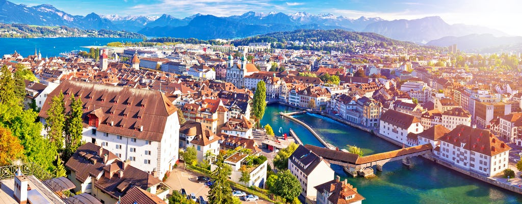 Classic 2-hour Lucerne city walking tour