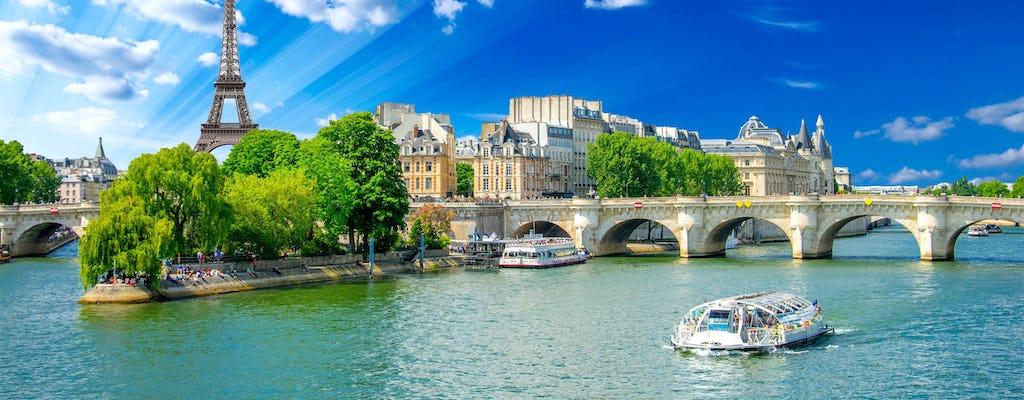 Экскурсионный круиз по Сене