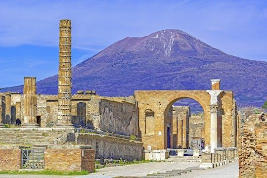 Экскурсия в Неаполь и Помпеи из Рима