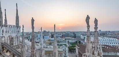 Tour Serale Delle Terrazze Del Duomo Con Aperitivo