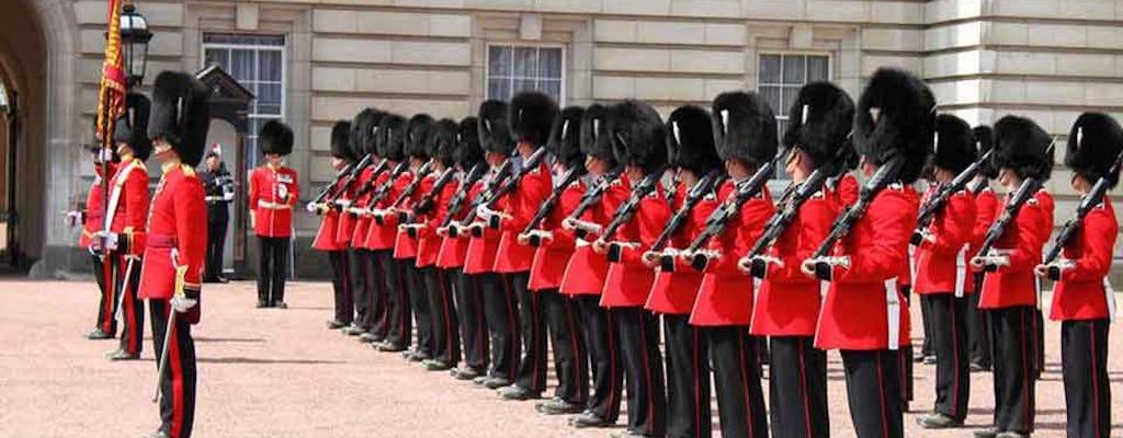 Британская королевская экскурсия с церемонией смены караула