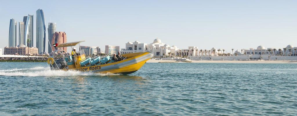 60-minute Maya Island boat tour in Abu Dhabi