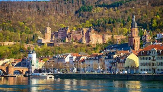 Tour in scooter autobilanciato di Heidelberg con Castle