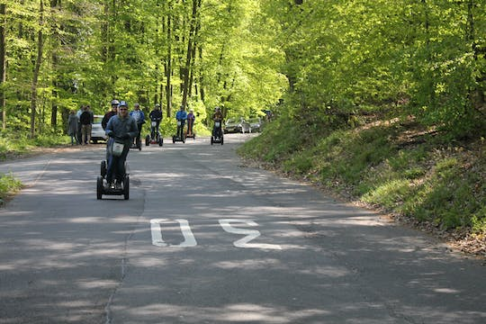 Tour in Segway di Heidelberg e Neckar Valley