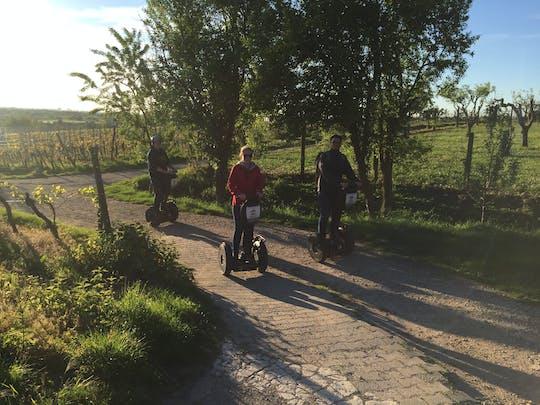 Tour in scooter autobilanciato nei dintorni di Heidelberg