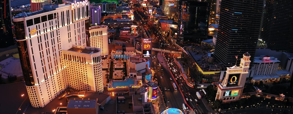 Vegas City Lights Helicopter Tour