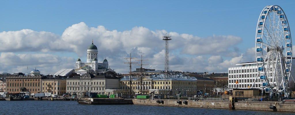 Visite à pied privée  d'Helsinki
