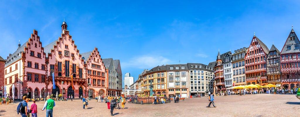 Privéwandeling door Frankfurt