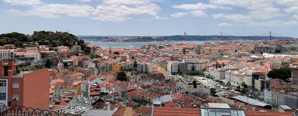 Visita privada histórica de Lisboa y Belem