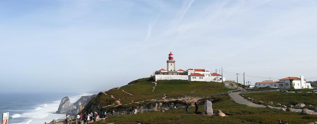 Tour privato attraverso la romantica Sintra e gli incredibili Cabo da Roca e Cascais