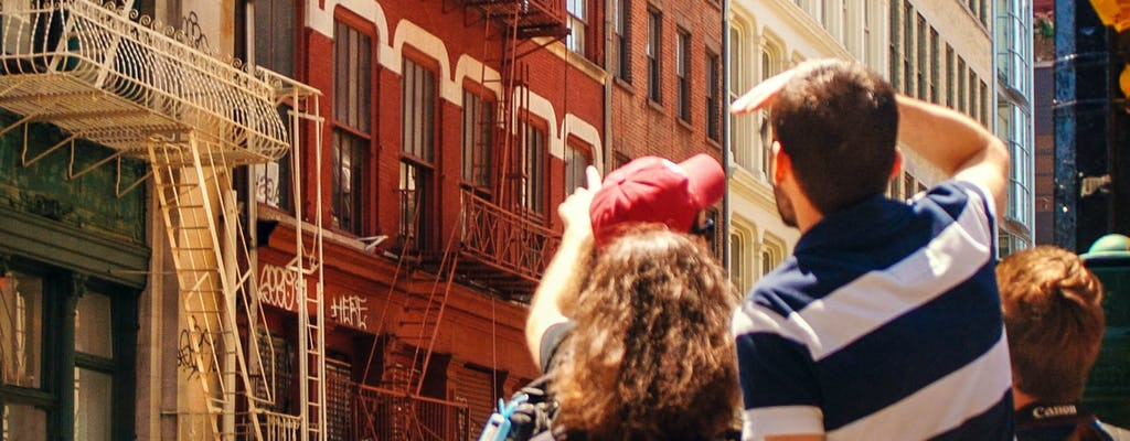 SoHo, Little Italy & Chinatown tour guidato a piedi