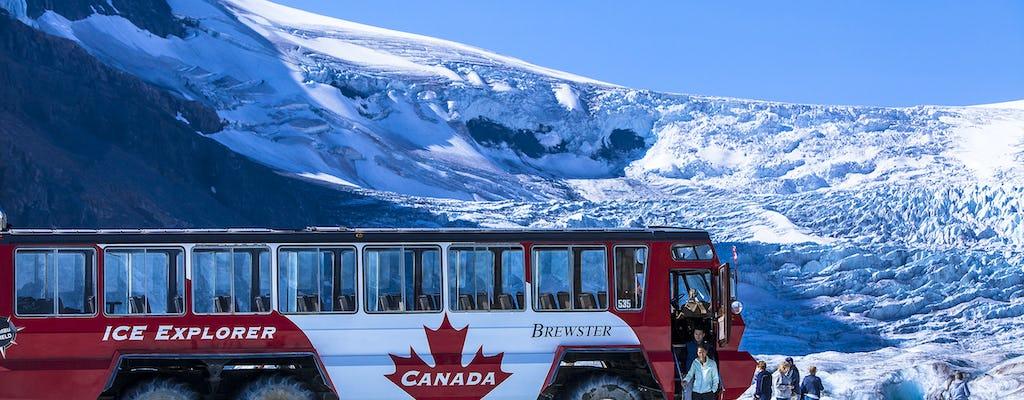 Glacier adventure experience with Skywalk