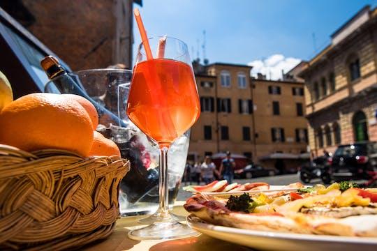 Privétour Rome bij nacht met aperitivo