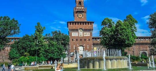 Tour privato del Castello Sforzesco, della Triennale e della Torre Branca