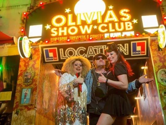 Party Kieztour mit Drag-Queen Vanity Trash