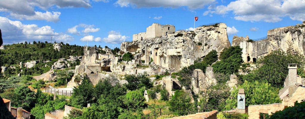 Zwiedzanie Les Baux-de-Provence