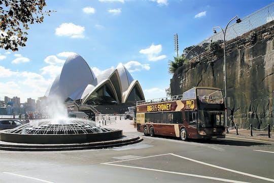 Хоп-он хоп-офф автобус большой авиабилеты Сидней