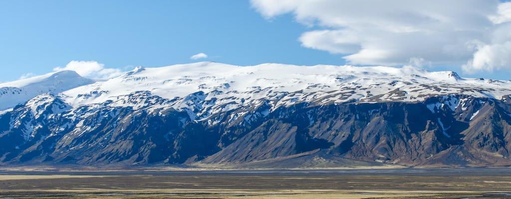 Ronde van de wilde zuidkust van IJsland met gletsjerwandeling