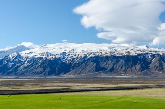 Recorrido por la salvaje costa sur de Islandia con caminata por el glaciar